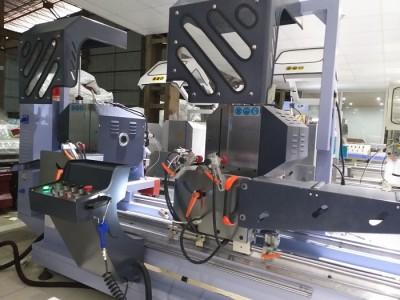 máy cắt nhôm 2 đầu cao cấp 09s