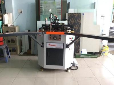bàn giao dàn máy sản xuất cửa nhôm tại cẩm lệ đà nẵng 6
