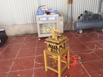 bàn giao dàn máy nhôm tại lạng sơn và hưng yên 5
